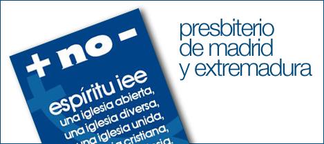 Presbiterio Madrid-Extremadura