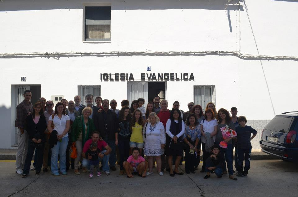 Resultado de imagen de Iglesia evangélica española de Miajadas